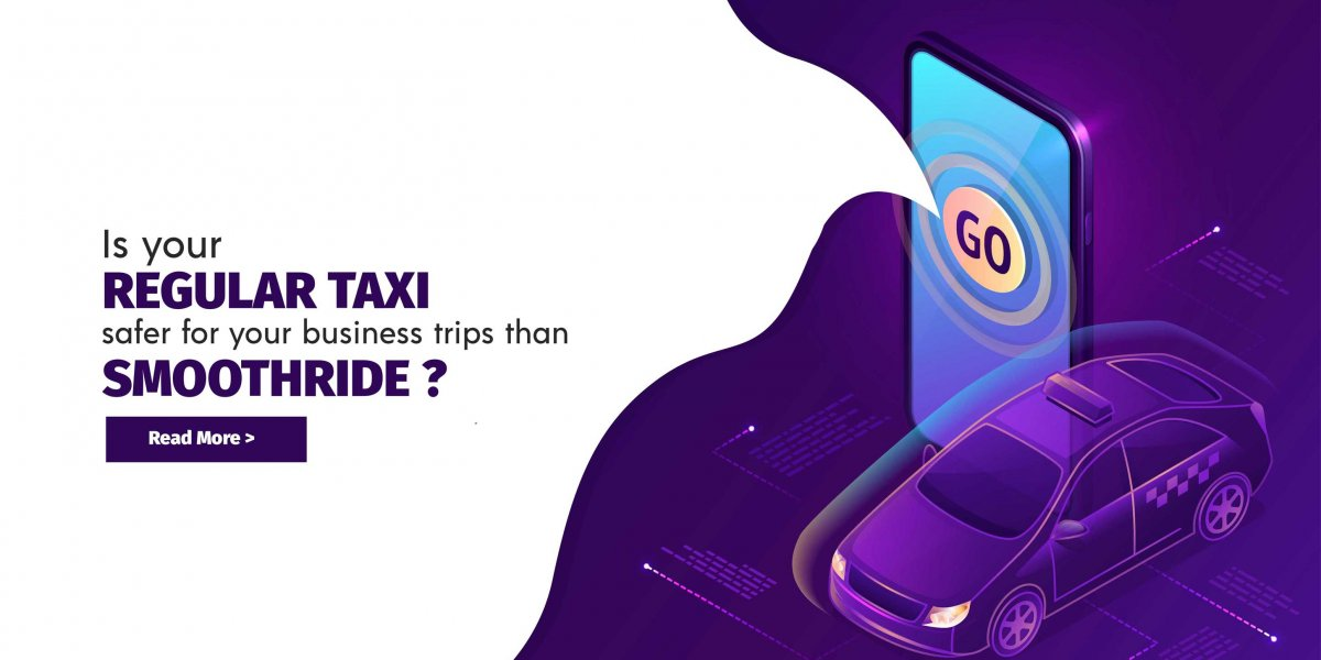 Is your regular Taxi safer for your business trips than SmoothRide?